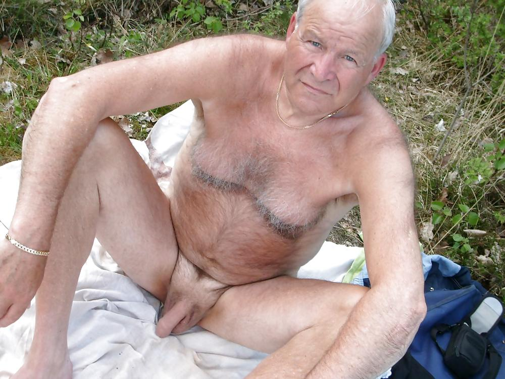 Nackt old granpa Grandma