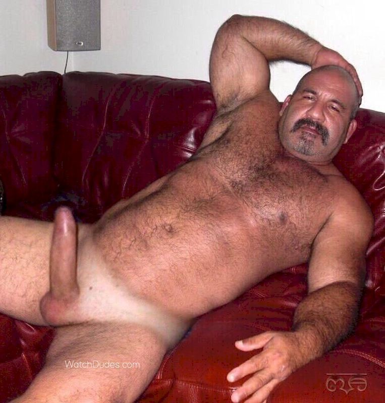 Men nude hairy hairy men